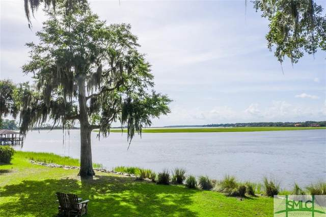 11 Back River Circle, Savannah, GA 31411 (MLS #239468) :: RE/MAX All American Realty