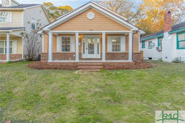 826 E 33rd Street, Savannah, GA 31401 (MLS #239469) :: Heather Murphy Real Estate Group