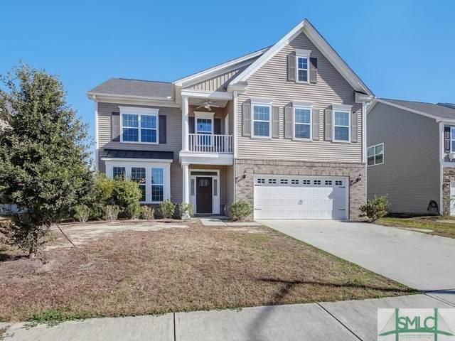 103 Winslow Circle, Savannah, GA 31407 (MLS #239476) :: Teresa Cowart Team