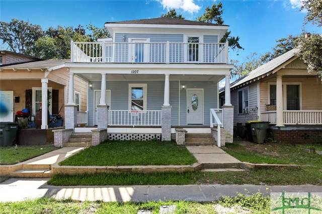 1207 E Anderson Street, Savannah, GA 31404 (MLS #239507) :: Liza DiMarco