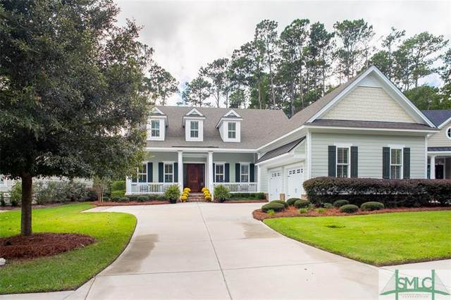 16 Dream Maker Circle, Savannah, GA 31411 (MLS #239508) :: Team Kristin Brown | Keller Williams Coastal Area Partners