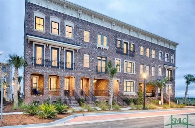 417 Port Street, Savannah, GA 31401 (MLS #239525) :: Team Kristin Brown | Keller Williams Coastal Area Partners