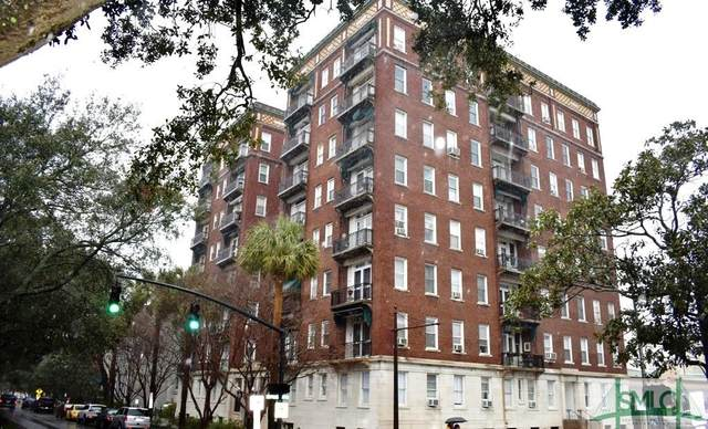 24 E Liberty Street #34, Savannah, GA 31401 (MLS #239540) :: The Arlow Real Estate Group