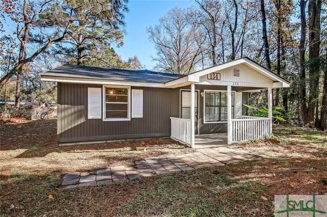 134 Waynesboro Road, Savannah, GA 31419 (MLS #239545) :: The Sheila Doney Team