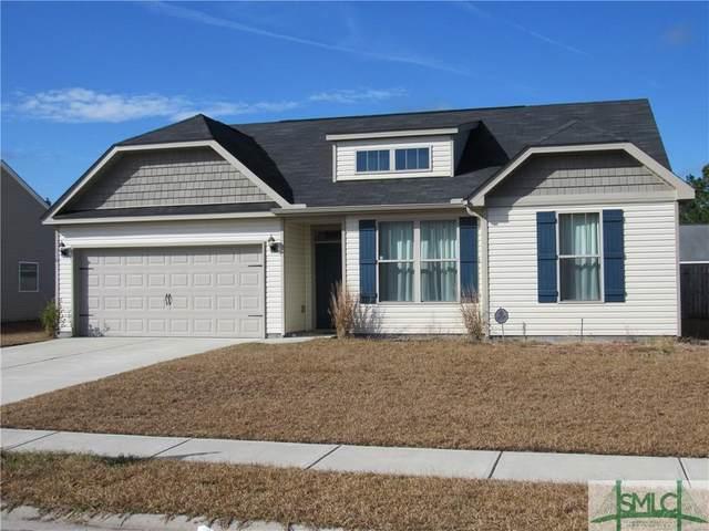 110 Timberlake Lane, Guyton, GA 31312 (MLS #239558) :: Liza DiMarco