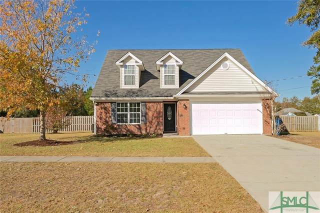 35 Harleigh Lane, Ellabell, GA 31308 (MLS #239559) :: Keller Williams Coastal Area Partners