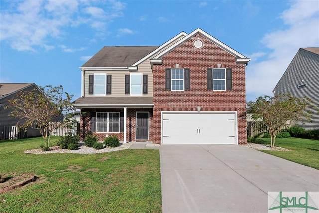 439 Stonebridge Circle, Savannah, GA 31419 (MLS #239560) :: Teresa Cowart Team