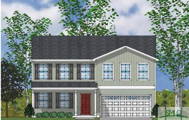 131 Riverwood Road, Pooler, GA 31322 (MLS #239580) :: The Arlow Real Estate Group