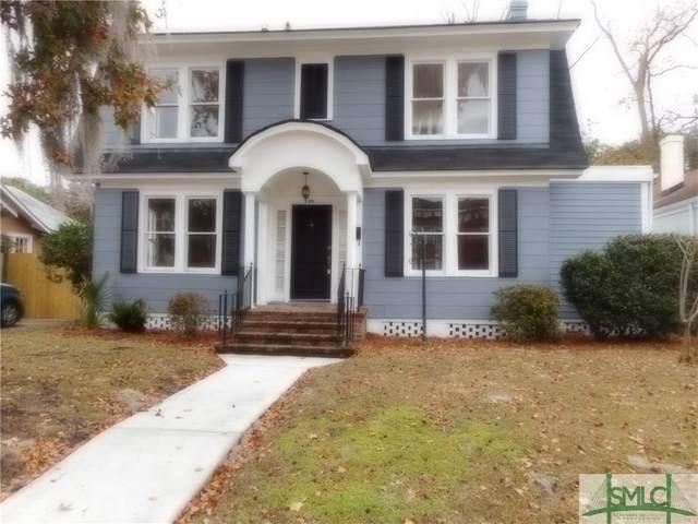 230 E 48th Street, Savannah, GA 31405 (MLS #239636) :: Team Kristin Brown   Keller Williams Coastal Area Partners