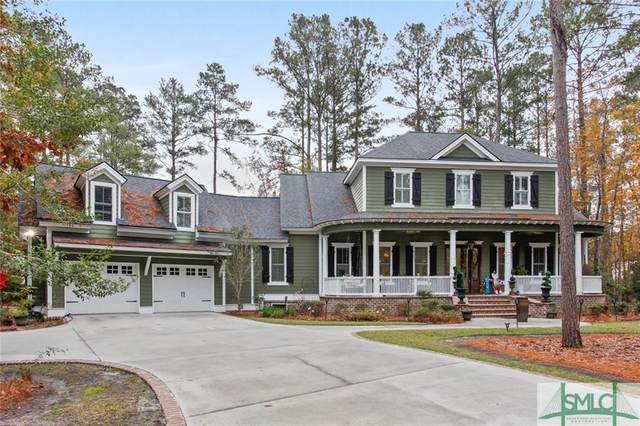 80 Hickory Street, Richmond Hill, GA 31324 (MLS #239650) :: Barker Team | RE/MAX Savannah