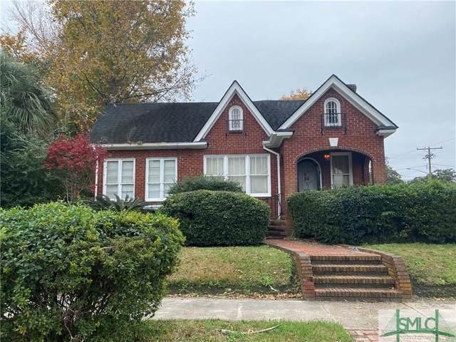 401 E 54th Street, Savannah, GA 31405 (MLS #239655) :: Team Kristin Brown   Keller Williams Coastal Area Partners