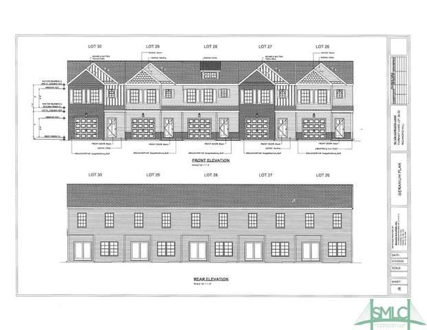 90 Horizon Lane, Richmond Hill, GA 31324 (MLS #239659) :: Team Kristin Brown | Keller Williams Coastal Area Partners