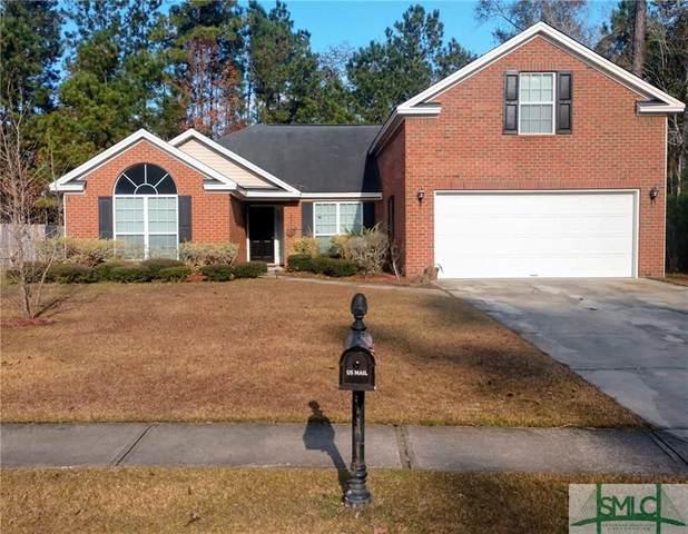 2 Carlisle Lane, Savannah, GA 31419 (MLS #239667) :: Team Kristin Brown | Keller Williams Coastal Area Partners