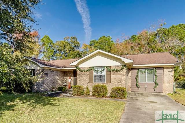 1308 Whitefield Park Drive, Savannah, GA 31406 (MLS #239674) :: Glenn Jones Group | Coldwell Banker Access Realty