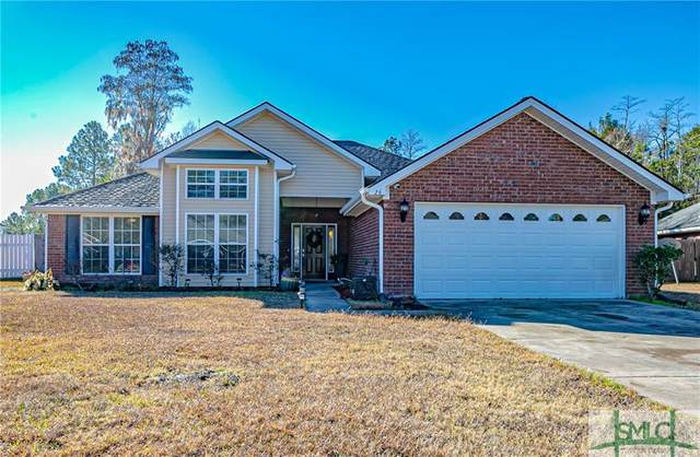 26 Idus Lane, Hinesville, GA 31313 (MLS #239696) :: Team Kristin Brown | Keller Williams Coastal Area Partners