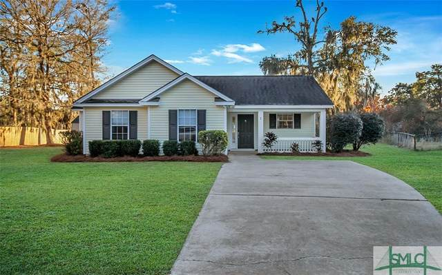 1 Humbolt Circle, Beaufort, SC 29907 (MLS #239705) :: Glenn Jones Group | Coldwell Banker Access Realty