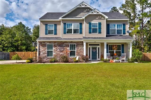 105 Summer Station Drive, Guyton, GA 31312 (MLS #239712) :: Keller Williams Coastal Area Partners