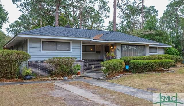 2229 Mason Drive, Savannah, GA 31404 (MLS #239720) :: Liza DiMarco