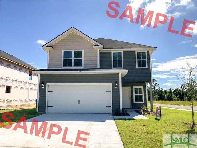 508 Fairview Circle, Hinesville, GA 31313 (MLS #239725) :: Liza DiMarco