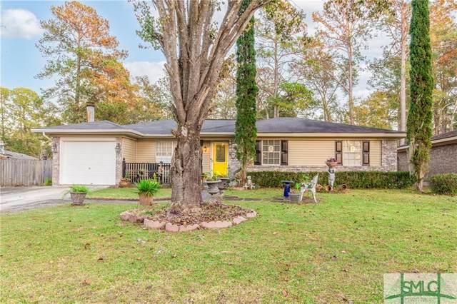 106 Westminister Drive, Savannah, GA 31419 (MLS #239741) :: Team Kristin Brown | Keller Williams Coastal Area Partners