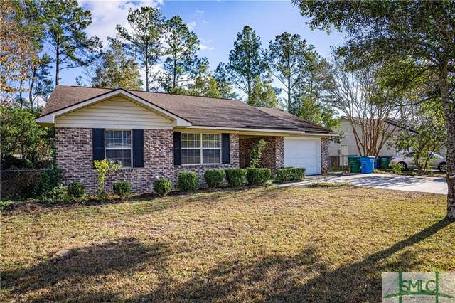 14 Hickory Road, Rincon, GA 31326 (MLS #239746) :: Team Kristin Brown | Keller Williams Coastal Area Partners