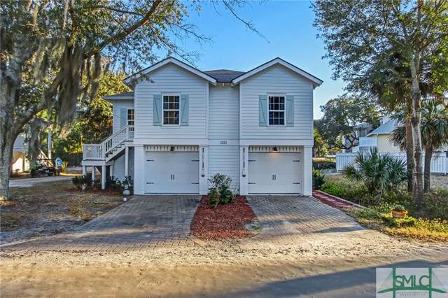 1232 Solomon Avenue, Tybee Island, GA 31328 (MLS #239747) :: The Arlow Real Estate Group