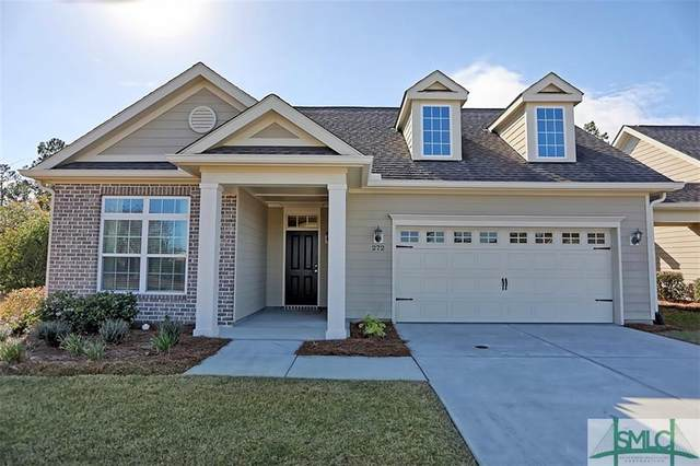 272 Kingfisher Circle, Pooler, GA 31322 (MLS #239752) :: Glenn Jones Group | Coldwell Banker Access Realty