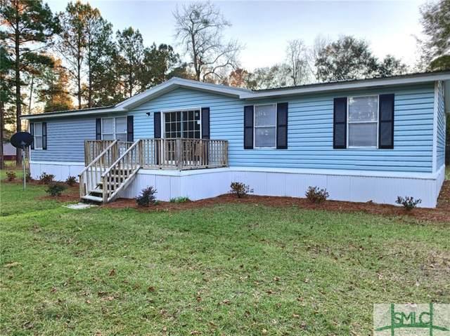 199 Harn Street, Pembroke, GA 31321 (MLS #239769) :: Keller Williams Coastal Area Partners