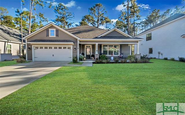 152 Crawford Lane, Richmond Hill, GA 31324 (MLS #239795) :: Barker Team | RE/MAX Savannah