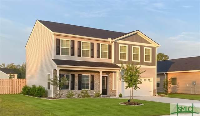 105 Riverwood Road, Pooler, GA 31322 (MLS #239811) :: Team Kristin Brown | Keller Williams Coastal Area Partners