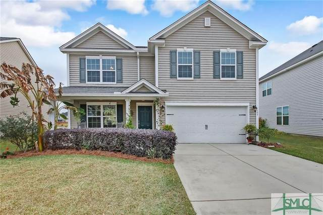 109 Westwind Drive, Pooler, GA 31322 (MLS #239833) :: Heather Murphy Real Estate Group