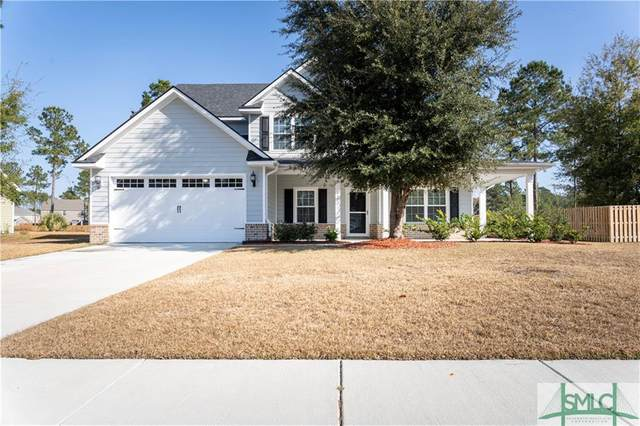 157 Timberland Trail, Richmond Hill, GA 31324 (MLS #239849) :: The Arlow Real Estate Group
