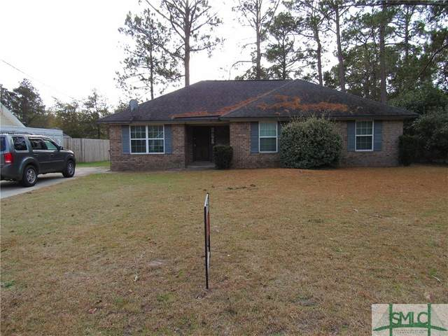 137 Deann Drive, Hinesville, GA 31313 (MLS #239873) :: Coastal Savannah Homes