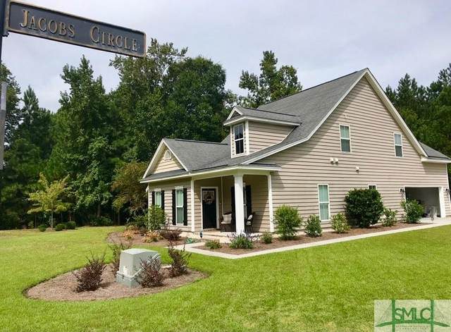 25 Jacobs Circle, Richmond Hill, GA 31324 (MLS #239879) :: Glenn Jones Group | Coldwell Banker Access Realty