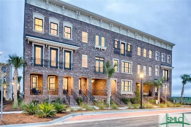 449 Port Street, Savannah, GA 31401 (MLS #239907) :: Team Kristin Brown | Keller Williams Coastal Area Partners