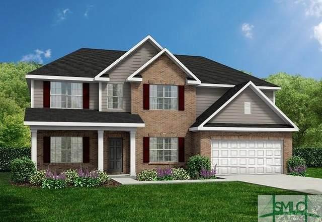 329 Brookhaven Loop NE, Ludowici, GA 31316 (MLS #239921) :: Bocook Realty