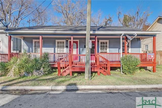 524 E 31st Street, Savannah, GA 31401 (MLS #239939) :: Barker Team | RE/MAX Savannah