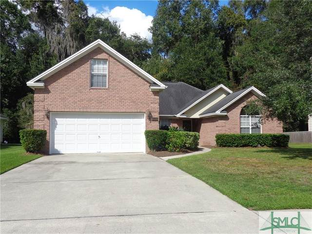 206 Henderson Oaks Drive, Savannah, GA 31419 (MLS #239941) :: The Sheila Doney Team