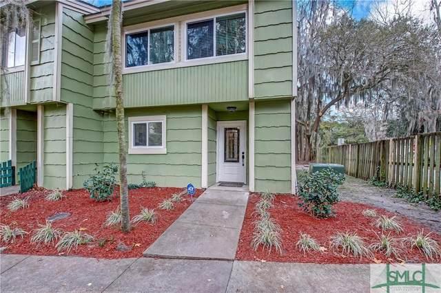 527 Tibet Avenue #108, Savannah, GA 31406 (MLS #239955) :: Barker Team | RE/MAX Savannah