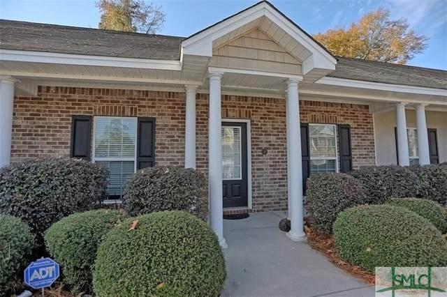 19 Reese Way, Savannah, GA 31419 (MLS #239984) :: Team Kristin Brown | Keller Williams Coastal Area Partners