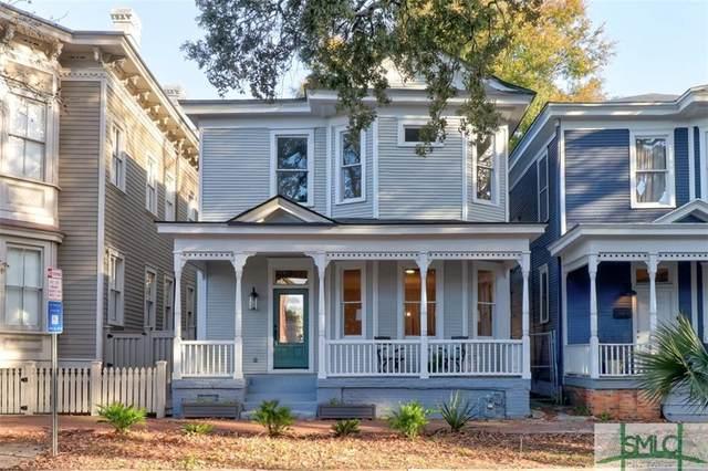 318 W Park Avenue, Savannah, GA 31401 (MLS #239987) :: Team Kristin Brown | Keller Williams Coastal Area Partners