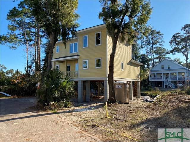 5 White Oak Lane, Tybee Island, GA 31328 (MLS #239988) :: The Arlow Real Estate Group