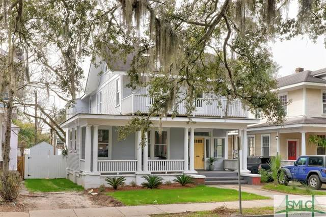 621 W 37th Street, Savannah, GA 31415 (MLS #239991) :: Coastal Homes of Georgia, LLC