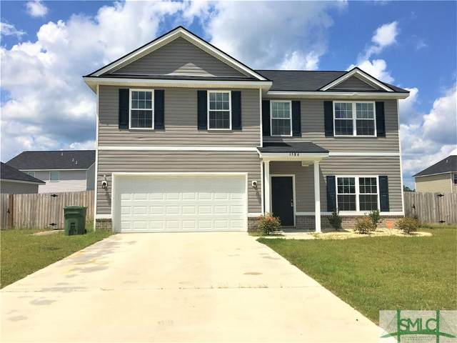 1586 Longleaf Court, Hinesville, GA 31313 (MLS #239994) :: Coldwell Banker Access Realty