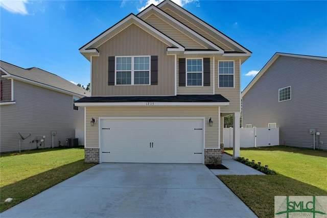 1215 Cypress Fall Circle, Hinesville, GA 31313 (MLS #239999) :: Team Kristin Brown | Keller Williams Coastal Area Partners