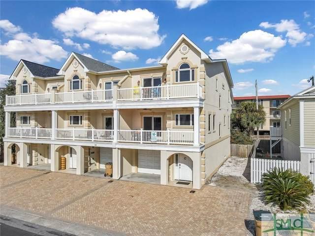 10 17Th Street C, Tybee Island, GA 31328 (MLS #240008) :: The Arlow Real Estate Group