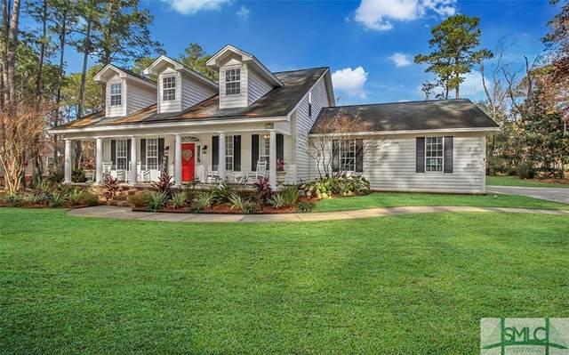 214 Wild Heron Road, Savannah, GA 31419 (MLS #240013) :: Keller Williams Coastal Area Partners