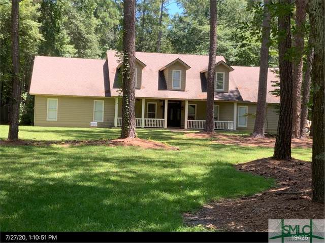 101 Willowpeg Road, Rincon, GA 31326 (MLS #240016) :: Team Kristin Brown | Keller Williams Coastal Area Partners