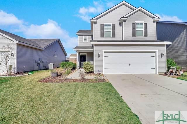 86 Crystal Lake Drive, Savannah, GA 31407 (MLS #240018) :: Teresa Cowart Team