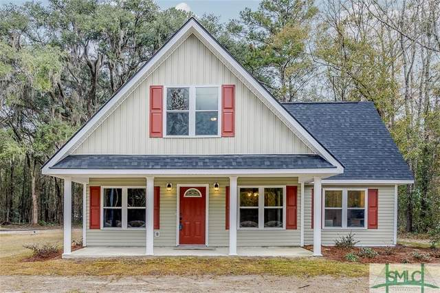 27 Johnson Drive, Riceboro, GA 31323 (MLS #240025) :: Team Kristin Brown | Keller Williams Coastal Area Partners